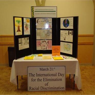 International Day For The Elimination Of Racial Discrimination -March 26th, 2008